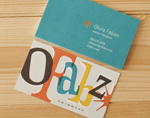 OFabz Business Card